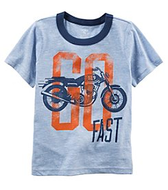 Carter's® Baby Boys' Go Fast Motorcycle Tee