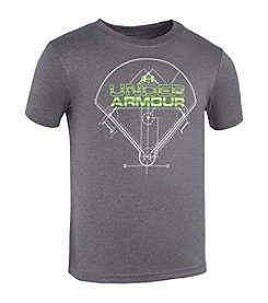 Under Armour® Boys' 2T-7 Baseball Diamond Tee