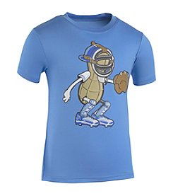 Under Armour® Boys' 2T-4T Peanut Catcher Raglan Tee