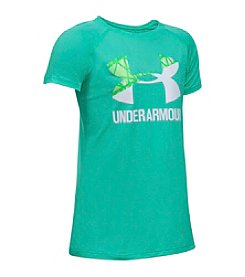 Under Armour® Girls' 7-16 Big Logo Tee