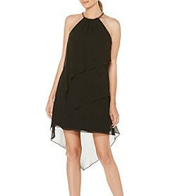 Laundry by Shelli Segal® Chiffon Layered Dress