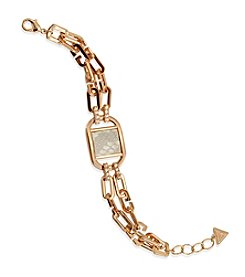 GUESS Crystal Accent Bracelet
