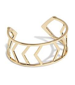 Vera Bradley® Triangle Cuff Bracelet