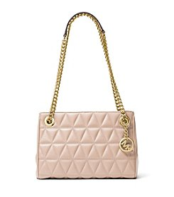 MICHAEL Michael Kors® Scarlett Quilted Leather Shoulder Bag