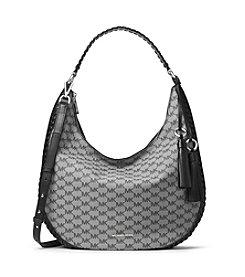MICHAEL Michael Kors® Signature Lauryn Tasseled Large Shoulder Bag