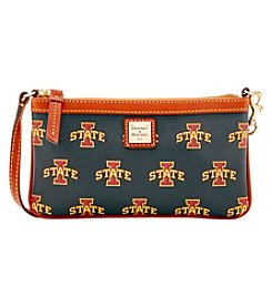 Dooney & Bourke® NCAA® Iowa State Cyclones Large Slim Wristlet