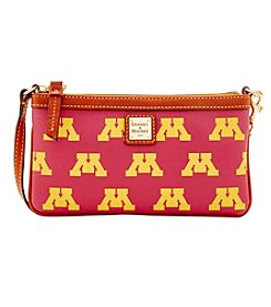 Dooney & Bourke® NCAA® Minnesota Golden Gophers Large Slim Wristlet