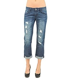 Standards & Practices Ex-Boyfriend Low Rise Rolled Jeans