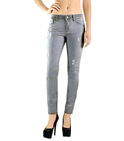 Standards & Practices Royce Skinny Ankle Jeans