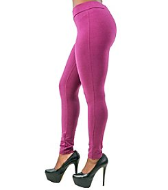 Poetic Justic® Twiggy Basic Leggings