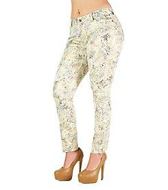Poetice Justice® Allison Skinny Midrise Jeans