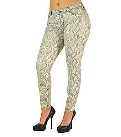 Poetic Justic® Tara Skinny Midrise Jeans