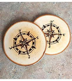 Singe Studio Compass Coaster