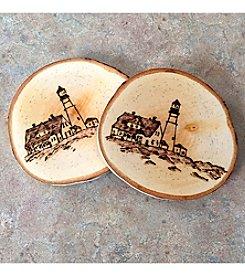 Singe Studio Lighthouse Coasters