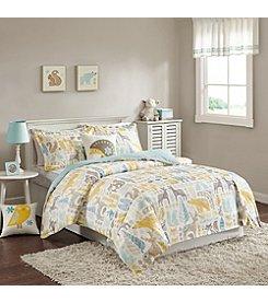 INK+IVY Kids Woodland Comforter Set