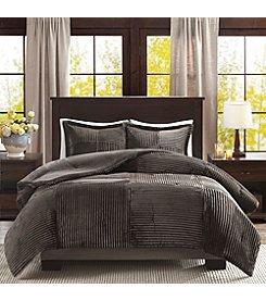 Premier Comfort Plush Comforter Mini Set