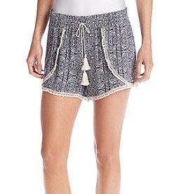 Ruff Hewn Printed Soft Shorts