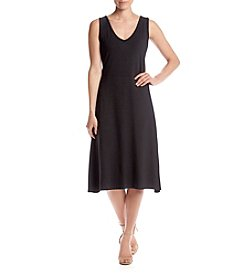A. Moon Strappy Back Dress