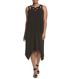 Madison Leigh® Plus Size Strappy Maxi Dress