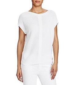 Lauren Ralph Lauren® Textured Sweater