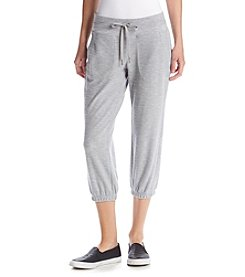 Calvin Klein Performance Slim Fit Crop Pants