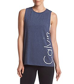 Calvin Klein Performance Logo Boyfriend Tank