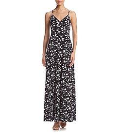 MICHAEL Michael Kors® Floral Printed Maxi Dress