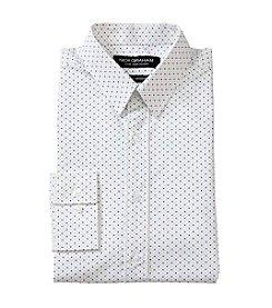 Nick Graham® Dot Print Dress Shirt