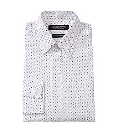 Nick Graham® Dot Dress Shirt