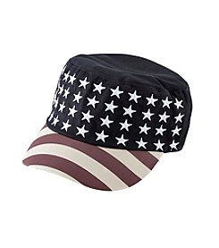 Collection 18 Navy American Flag Military Hat