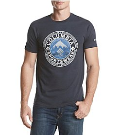 Columbia Men's Big & Tall Adventure Solitude Graphic Tee
