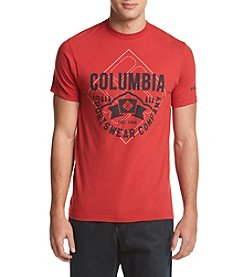 Columbia Men's Big & Tall Braden Short Sleeve Graphic Tee