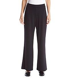 Kasper® Stretch Waistband Knit Pants