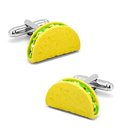Cufflinks Inc. 3D Taco Cufflinks