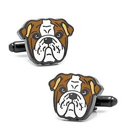 Cufflinks Inc. Bulldog Cufflinks