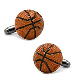 Cufflinks Inc. 3D Basketball Cufflinks
