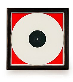 Crosley® Wood Vinyl Record Frame