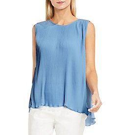 Vince Camuto® Pleated Blouse