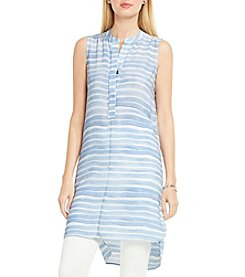 Vince Camuto® Henley High Low Tunic
