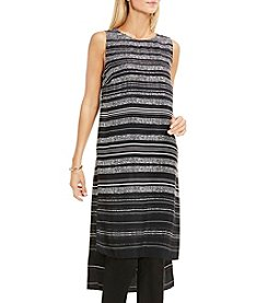 Vince Camuto® Pebble Stripe Tunic