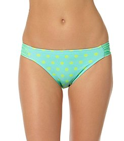 In Mocean® Hot Spot Tab Side Bikini Bottoms