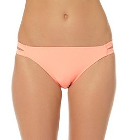 In Mocean® Twist And Shout Double Tab Side Bikini Bottoms
