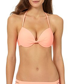 In Mocean® Twist And Shout Push-Up Bikini Top