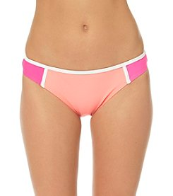 In Mocean® Match Point Colorblock Scoop Bikini Bottoms