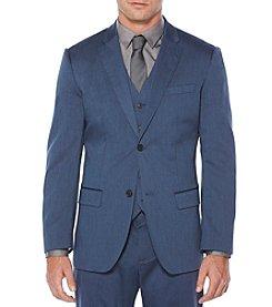 Perry Ellis® Heather Twill Suit Jacket