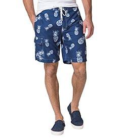 Chaps® Printed Board Shorts