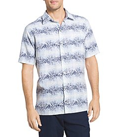 Van Heusen® Men's Big & Tall Dobby Point Collar Shirt