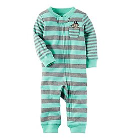 Carter's® Baby Boys' Monkey Coverall