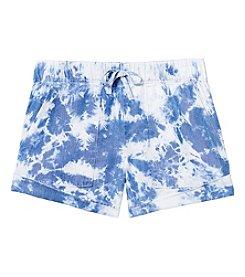 Jessica Simpson Girls' 7-16 Jamaica Breezy Tie Dye Shorts