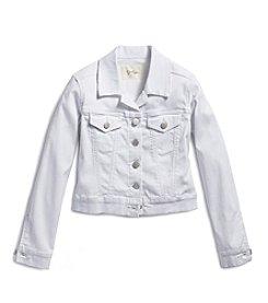 Jessica Simpson Girls' 7-16 Denim Jacket